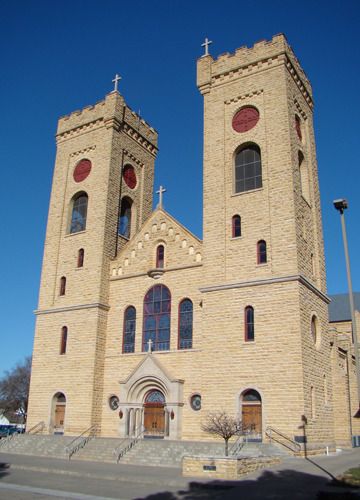 St.John's Church Beloit