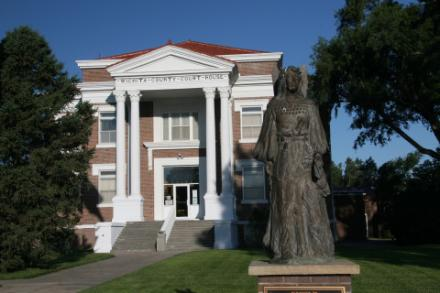 Wichita County Courthouse