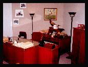 Photo of Hansen Office Display