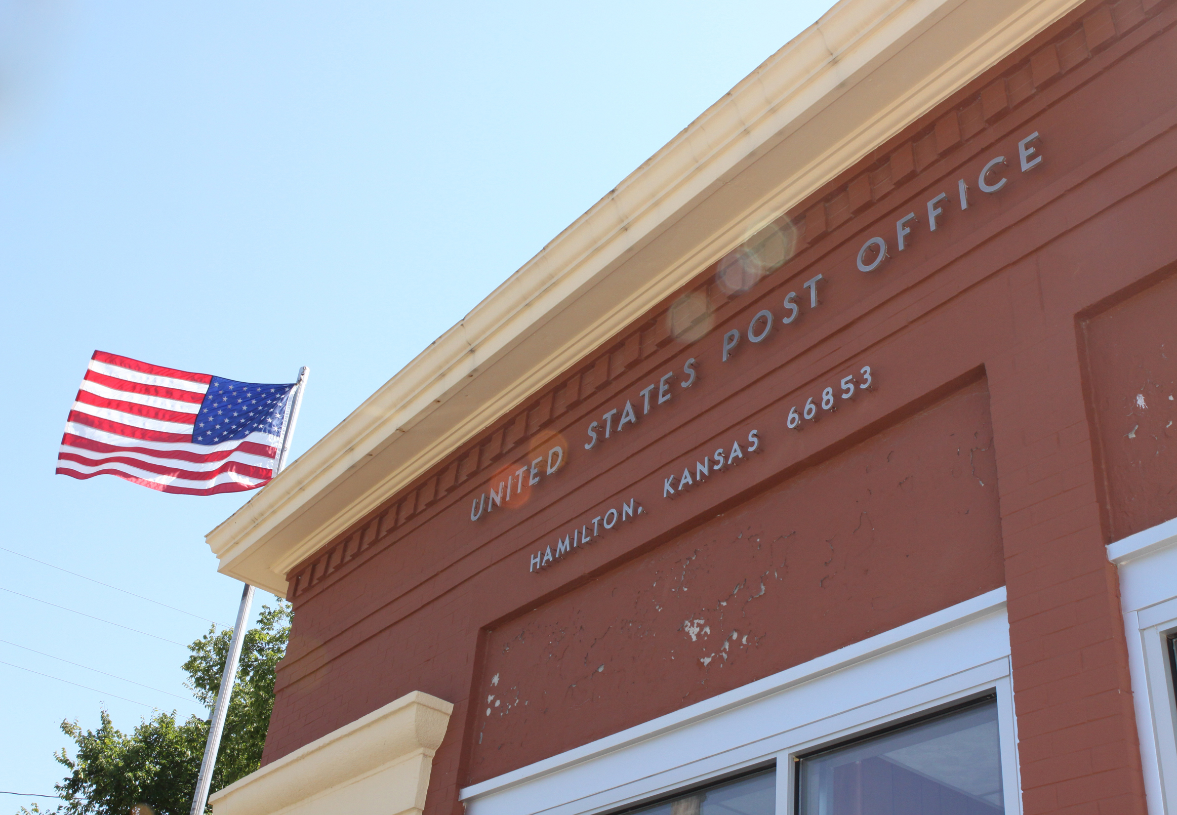 Rural kansas tourism hamilton exploration hamilton ks us post why does this post office have different looking architecture and why is there a vault in it youll have to see for yourself by visiting hamiltons post solutioingenieria Gallery