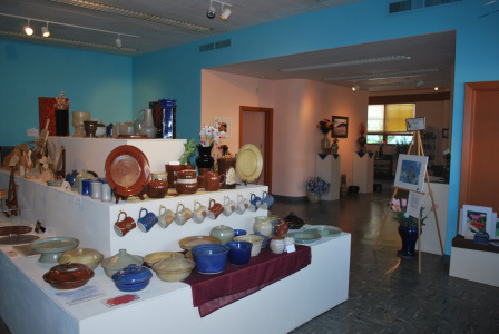 Whirling Earth Pottery Gallery
