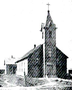 First Church in Antonino
