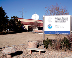 National Weather Service Forecast Office