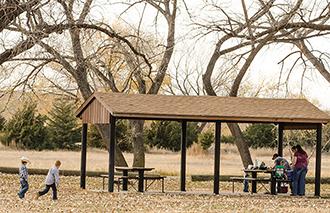 Smoky Gardens playground-picnic area
