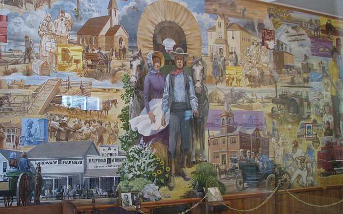 Wendelin Mural